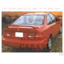 Civic Honda Spoiler Modelo Porteria Sir Bajo, Mas Chaparrito