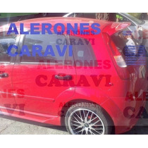 Fiesta Ford Hatch Spoiler Trasero Especial Segunda Version