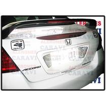 Accord Honda Spoiler Modelo Sir Para Civics Igual A La Foto