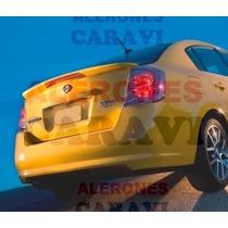 Nissan Sentra 2007 Al 2012 Spoiler Modelo Oficial C/stop