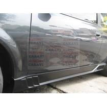 Chevy 3 Puertas Spoileres Laterales Porsche Por Pieza C/u