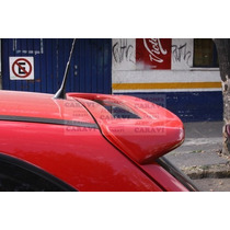 Tunning Chevy Spoiler Muy Exclusivo Con Stop Led Padrisimo