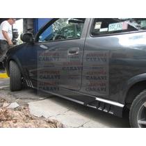 Chevy Spoilers Estribos Laterales Modelo Porsche Geniales