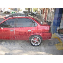 Chevy Fast & Furious 7, Spoile Muy Deportivo Tunning C /stop
