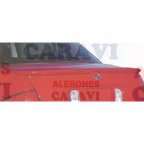 Sentra 2002 Aleron Modelo Flush Rodeando Enblema De Nissan