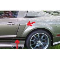 Mustang Eleanor Tomas De Aire Puertas Laterales