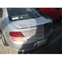 Dodge Stratus 2003 Vendo Spoiler Rt Para Q Se Vea Deportivo