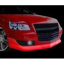 Spoiler Chevy C3 Delantero Poliuretano Plastico 100%