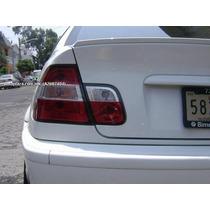 Spoiler Para Bmw Serie 3 , 2 Y 4 Pts. Modelo 2000-2004