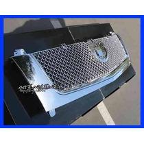 Cadillac Escalade 2002-2006 Parrilla Delantera Cromada