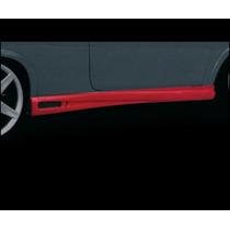 Estribos Laterales Con Rejillas Para Chevy C1 Automagic Eg04