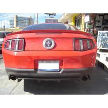 Par Bisel Filo Calavera Mustang 2010 En Adelante Par Toma D