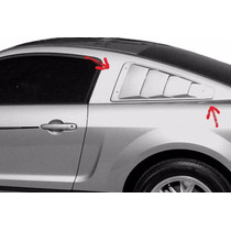 Mustang Roush Tomas Ventanillas Aire Louvers Precio Par