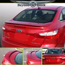 Ford Focus Spoiler De Cajuela Modelos 2012 2013 2014 2015