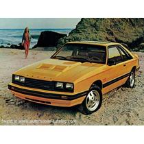Toma De Aire Para Mustang 1984