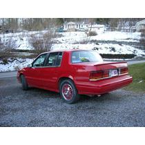 Chrysler Spirit 1992 Te Vendo El Aleron Modelo Rt , Nuevo