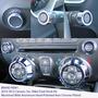 Camaro Cromo De Palanca Y Tapones Elegantes Au1