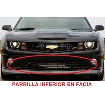 Parrilla Inferior Chevrolet Camaro S S 2010 - 2013 Nueva!!!