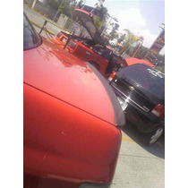 Spoyler Chevy C2 Flush O Tipo Bmw Poliuretano Plastico 100%