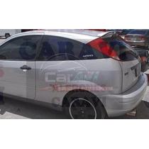 Focus Zx3 2000 Te Vendo El Aleron Deportivo De Cajuela