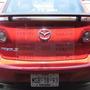 Mazda 3 Spoiler Rt Modelo Tuning Deportivo
