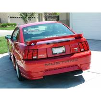 Ford Mustang Roush Cola De Pato Aleron 99 00 01 02 03 04