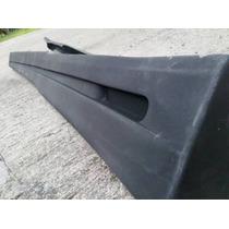 Estribos Para Jetta A4 Tipo Original Modelo Liso De Fibra