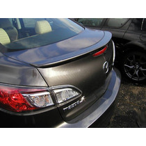 Spoiler Para Mazda 3 Del 10 -12