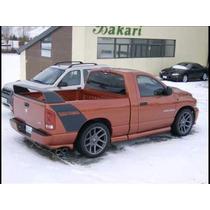 Dodge Ram Daytona Spoiler Aleron 02 03 04 05 06 07 08 09