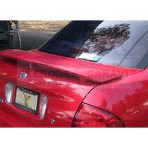 Nissan Sentra 2006 Al 2001 Spoiler Con Stop Modelo Oficial