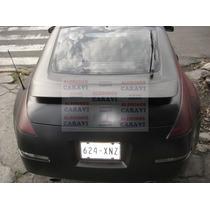 Nissan 350 Z Aleron De Cajuela , Nuevo , Ensamble Perfecto