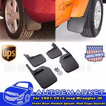 Loderas Soqueteras Wrangler Jeep 2007 Al 2015