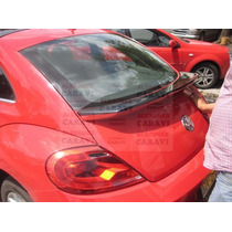 Beetle 2013 Aburrido? Ponle Este Aleron Deportvo Mod Agencia