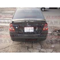 Ford Fiesta Sedan , Te Vendo El Aleron Modelo Gli Padrisimo