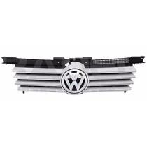 Parrilla Volkswagen Jetta 2003-2007 C/crom C/refue Origi Rdc