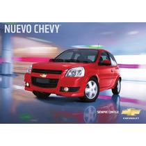 Kit Aerodinamico Chevy C3 Original 4 Puertas