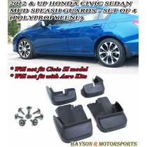 Honda Civic Loderas Soqueteras 2012 Al 2015 Importadas