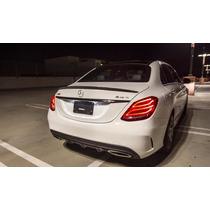 Spoiler Para Cajuela De Mercedes Benz Clase C 2015 -16