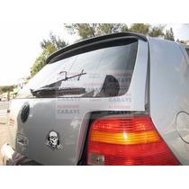 Golf 2005 Aburrida? Ponle Este Aleron De Cajuela Modelo R32