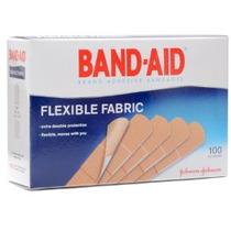 Band-aid Flexible Tela Adhesiva Vendas