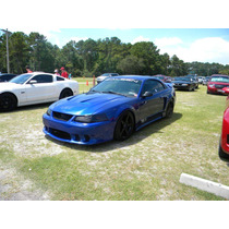 Ford Mustang Saleen S281 Cofre 99 00 01 02 03 04