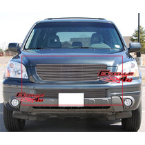 Combo Parrillas Billet Honda Pilot 2003 2004 2005 / 2 Piezas