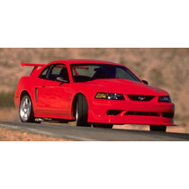 Ford Mustang Cobra R Defensa Delantera 99 00 01 02 03 04