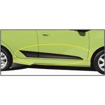 Molduras Deportivas De Lujo Para Puertas Spark Chevrolet