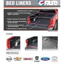 Bed Liner Para Nissan Frontier Crew Cab 5ft Ur 2000-2004