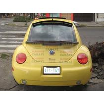 Tuning Beetle 2007 , Ponle Este Aleron Modelo Hotwheels