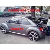 Aleron Spoiler Beetle Hotwheels Caravi