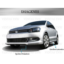 Body Kit Aerodinamico Para Volkswagen Vento Vw Super Precio!