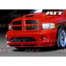 Dodge Ram Srt-10 Toma De Aire Del Cofre 02 03 04 05