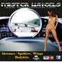 Aleron / Spoiler Universal Varios Models Vw Mitsubishi Honda